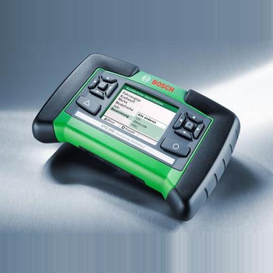 Bosch kts 200 car diagnostic tool obd2 scanner garage for Garage diagnostic auto