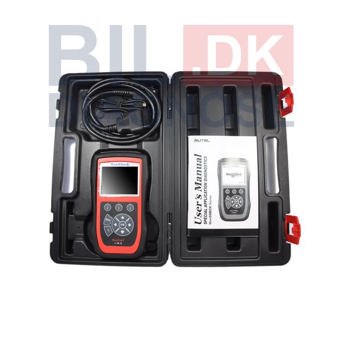 Autel MaxiCheck DPF Reset code reader | Garage equipment
